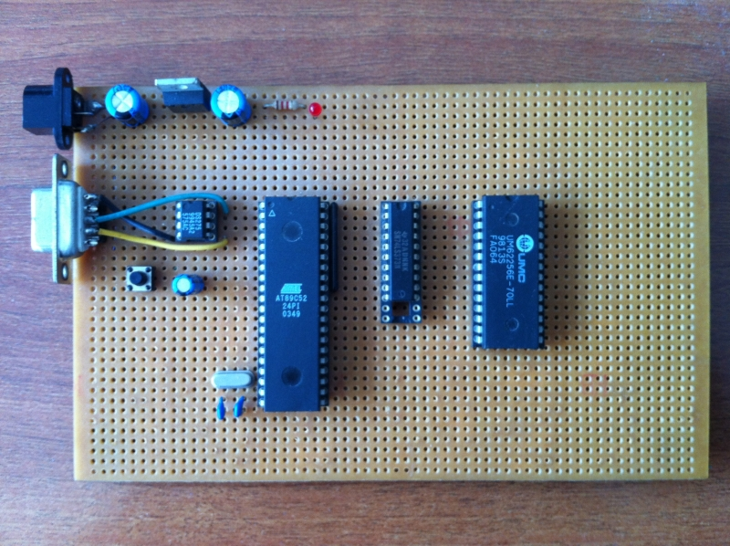 MCS-51 Basic Board